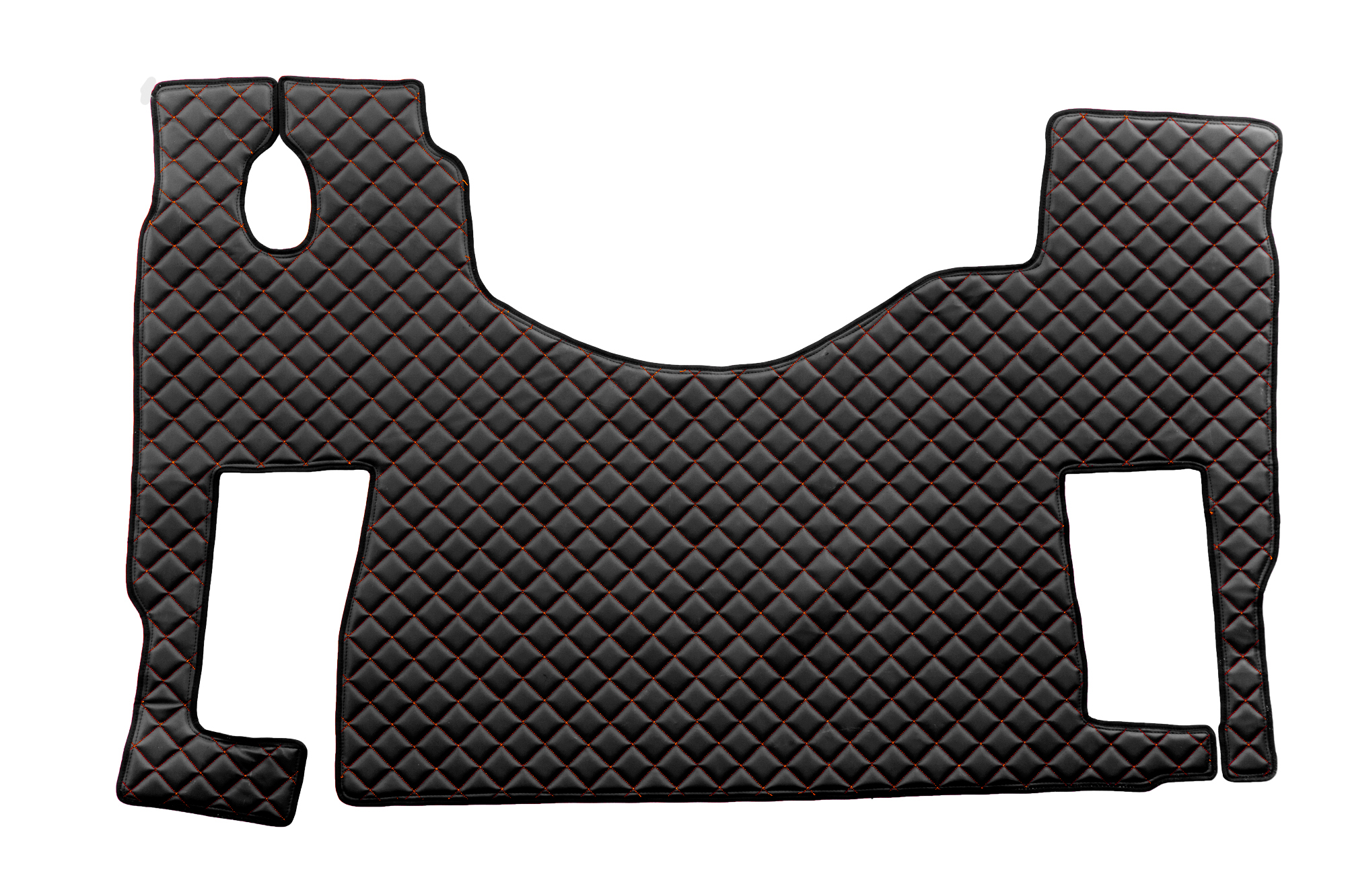 Fl23 Full Coverage Floor Mats Eco Leather Mercedes Mp2